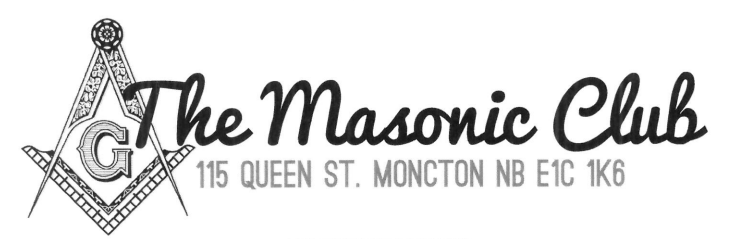 The Masonic Club Logo